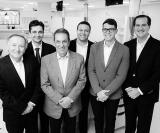 Dr. Percival Martineli, Dr. Marcelo Bonvento, Dr. Pedro Palocci, Danilo Silva, Diego Viana e Rogério Melzi