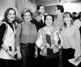 Silvana Chodraui, Heliana Palocci, Maria Lucia Oliveira e Jociane Cerri.