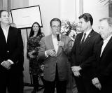 Rogério Melzi, Dr. Pedro Palocci, Duarte Nogueira e Dr. Percival Martineli