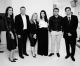 Talita Gomes, Danilo Silva, Josi Campaner, Marília Karut, Dr. Ystannyslau Silva e Dr. Marcelo Bonvento