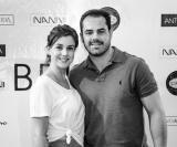 Mariana Mott e Jorge Martinelli