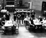 Equipe de trabalho envolvida no serviço e julgamento das cervejas de todo o Brasil