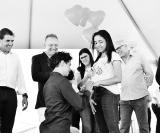 Felipe José Rosélli surpreendeu a namorada Letícia Cristina do Nascimento com um pedido de casamento