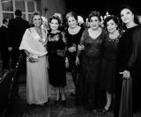 Chiquérrimas: Maria Amélia Fioroto, Thaiz Mazzer, Petrô Stival, Cida Caram, Lígia Saicali e Patrícia Stival