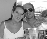 Casamento a vista: Gabriela Salles Cunha Barros e Gustavo Borges de Oliveira