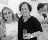 Cidinha Queiroz e Flaminia Biagini