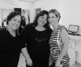 Flaminia Biagini, Stella Mossim e Lelinha Gentil