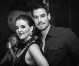 Os DJs Giordanna Forte e Thiago Carrara empolgaram o público do CHÁ DA ALICE