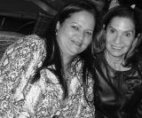 Isabel Cristina dos Santos e Carmem Junqueira Gomide