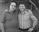 Amir Calil e Wilson Rocha