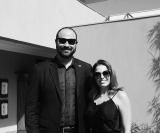 Carlos Ferri e Lica Gimenes