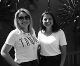 Debora Queiroz e Carla Rodrigues
