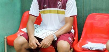 TOURO - Sem acertar com novo treinador, Grenazão vai de técnico interino