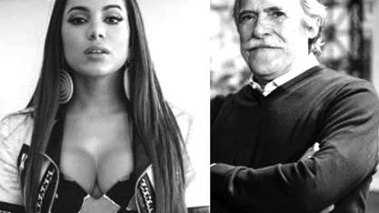 FAMOSOS - José de Abreu critica prêmio Multishow a Anitta: 'Fim da música'; cantora rebate