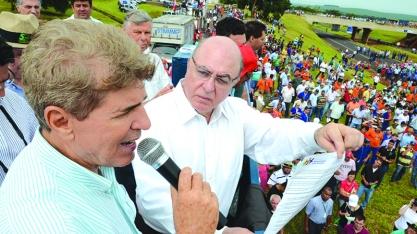 Um dia histórico para Sertãozinho: protesto do setor sucroenergético fecha duas rodovias