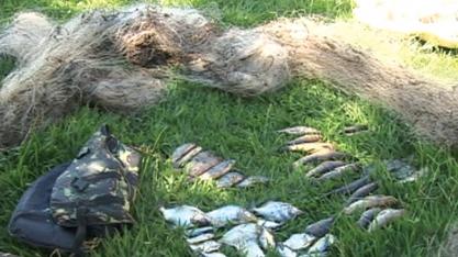 CRIME AMBIENTAL - Pescadores recebem multas por pesca irregular em Sertãozinho