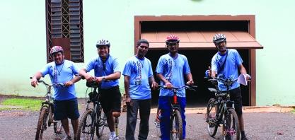 Caminho da Fé: Grupo de Oração São Rafael se prepara o desafio