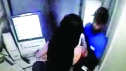 Câmeras de segurança registram assalto em lotérica de Sertãozinho