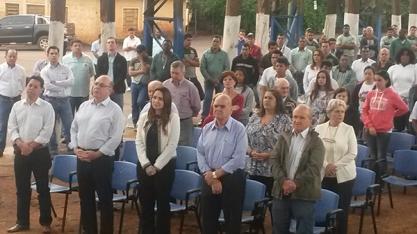 AGRICULTURA - Destilaria Santa Inês dá início à safra 2015