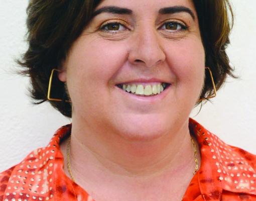 Ângela Maria Bighi Rocha é a nova diretora do Departamento de Descentralização Administrativa da Subprefeitura de Cruz das Posses. Foto: Adilson Lopez