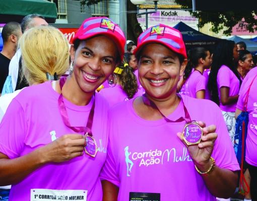 """Ao todo, 500 mulheres já se inscreveram para a 2ª Corrida e Caminhada """"Ação Mulher"""". Foto: Adilson Lopez"""