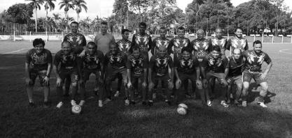Partida Amistosa Tigres goleia o Bem Amigos em um grande jogo