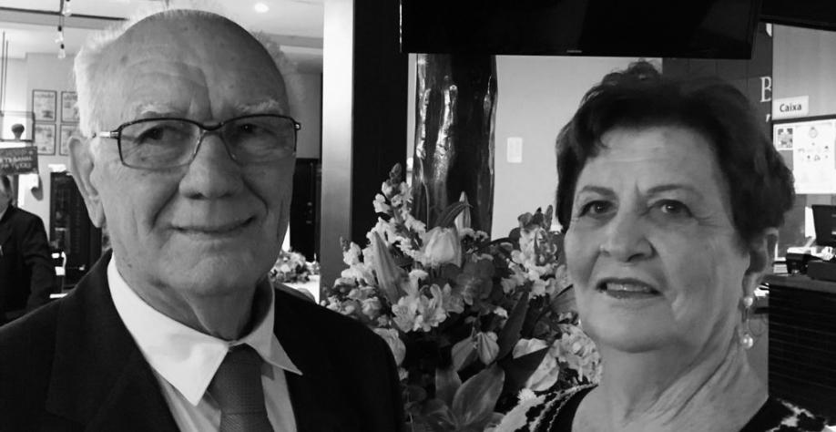 Companheiro Presidente Antônio Carlos Girotto e Companheira Eleni Segatto Girotto que lideram o LC de Sertãozinho pela quarta vez neste AL 2019/ 2020