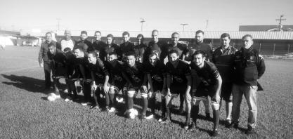 Campeonato Amador 1ª e 2ª Divisão, Máster e Sênior No máster o Tigres surpreende e vence a forte equipe do Juventus