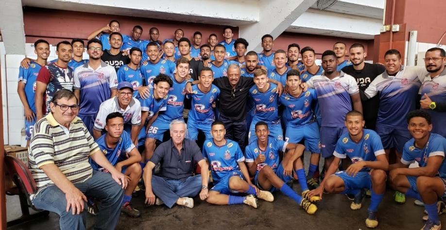 Promessa da base do Sertãozinho, atacante é emprestado para o Cruzeiro