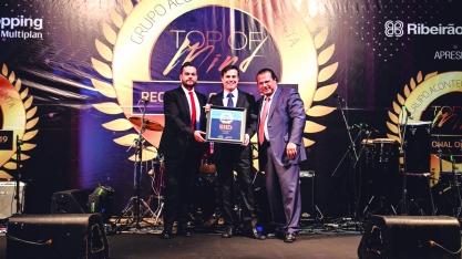 Prêmio Top Of Mind Regional