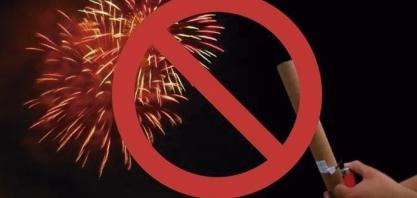 Prefeitura decide pelo cancelamento da queima de fogos para a virada do ano
