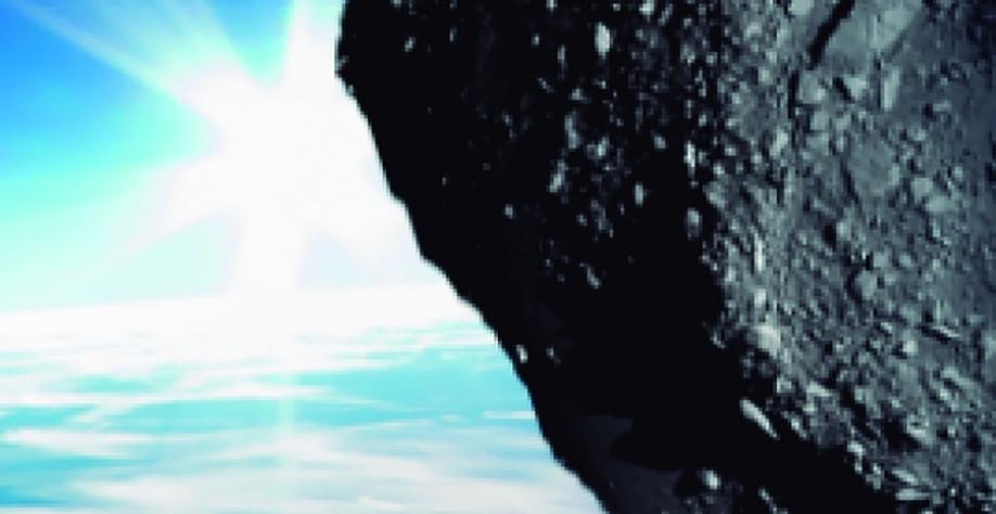 Nasa informa data em que asteroide de 130 metros pode atingir a Terra