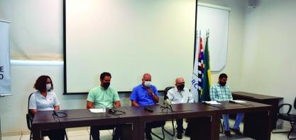 Prefeitura de Sertãozinho apresenta plano de vacinação contra a Covid-19
