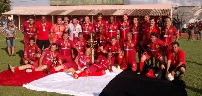 Campeonato Master, temporada 2015 São Paulinho foi, com méritos, o grande campeão