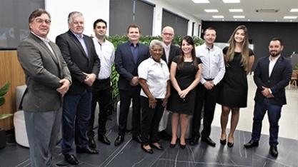 Inauguração da Agência de Negócios Sicoob Coocrelivre
