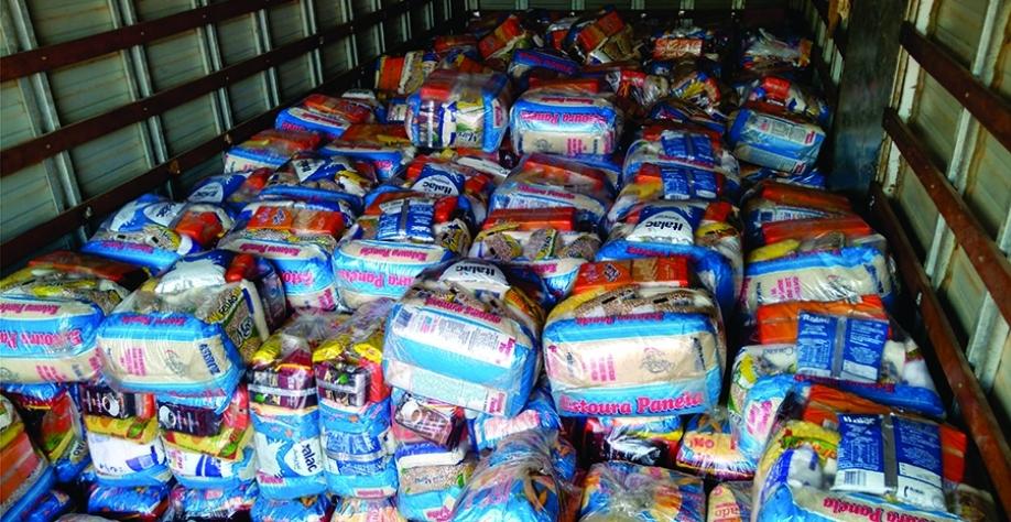 Grupo Viralcool doa mais de 5 mil cestas básicas