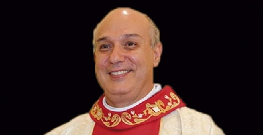 Homenagem ao padre Sérgio Carmona