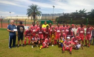 Copa Sênior temporada 2018 Popular foi o grande campeão e com méritos