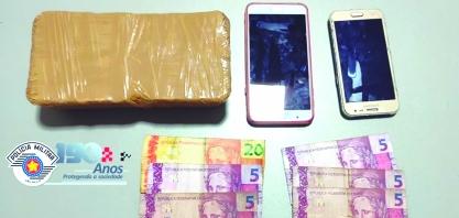 Polícia prende traficantes em Sertãozinho