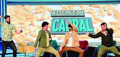 Sertãozinho recebe o humorista Rodrigo Marques