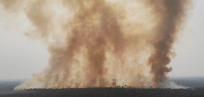 Incêndio na área urbana e na área rural trazem transtorno aos moradores de Jaboticabal