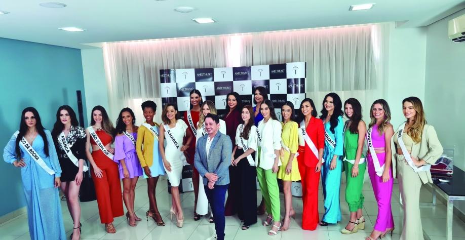 Inovação marca a reta final do Miss Universo São Paulo neste sábado