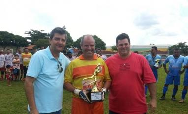 Campeonato Master e Copa Master, temporada 2014 Juventus, o campeão do Master e a equipe do Popular, a campeã da copa Master