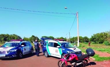 GCM de Sertãozinho recupera moto furtada