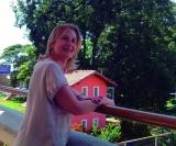 Admirando as plantas e a natureza: Silvana Benedini Galli
