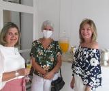 Babete Chodraui Nassif, Piti Meinberg e Carla Mamed Bonini