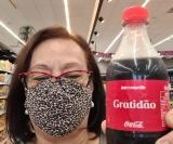 Ela exercita o dom da gratidão, gesto que deve ser copiado por outros: Sandra Pousa Godinho
