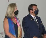 Carla e José Francisco da Silva, Governador do Distrito 4540 de Rotary International