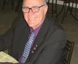 Presidente do Rotary Oeste: Ailton Gomes