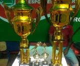 Premiação do campeonato de 2018
